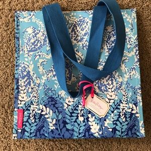 Lilly Pulitzer Market Shopper in Turtley Awesome